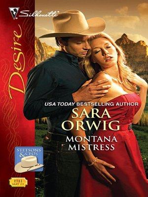 cover image of Montana Mistress