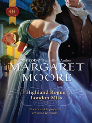 cover image of Highland Rogue, London Miss