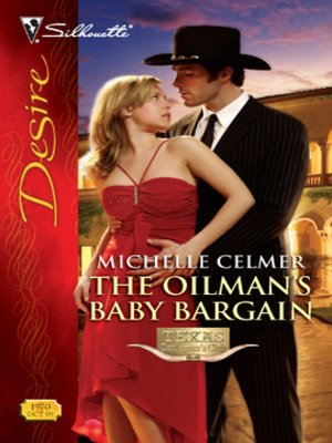 cover image of Oilman's Baby Bargain