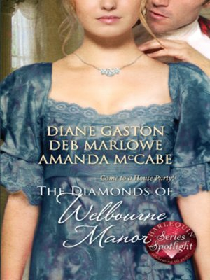 cover image of The Diamonds of Welbourne Manor