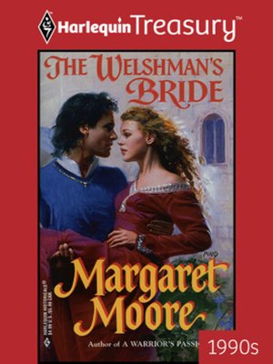 cover image of The Welshman's Bride