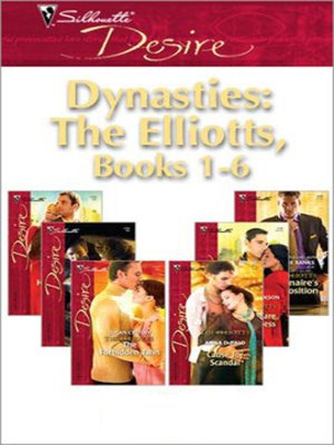 cover image of Dynasties: The Elliotts, Books 1-6