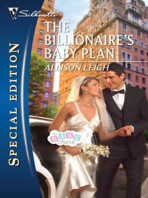 cover image of The Billionaire's Baby Plan