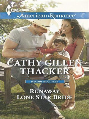 cover image of Runaway Lone Star Bride
