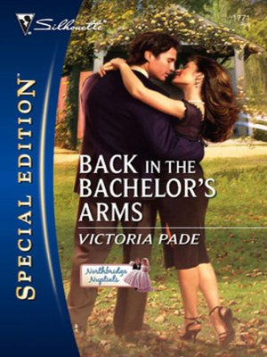 cover image of Back in the Bachelor's Arms