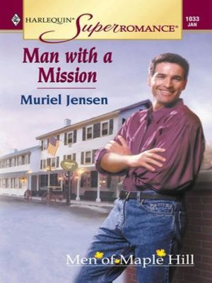 cover image of Man with a Mission