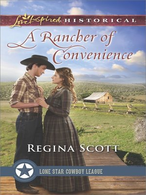 cover image of A Rancher of Convenience