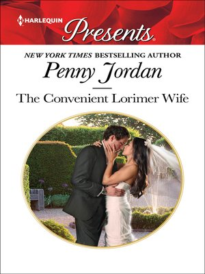 cover image of The Convenient Lorimer Wife