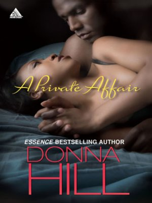 cover image of A Private Affair