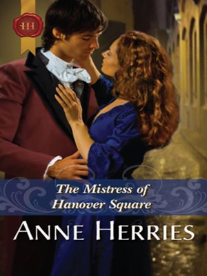 cover image of The Mistress of Hanover Square
