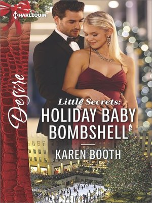 cover image of Little Secrets--Holiday Baby Bombshell