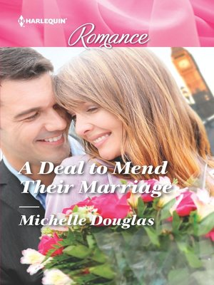 cover image of A Deal to Mend Their Marriage