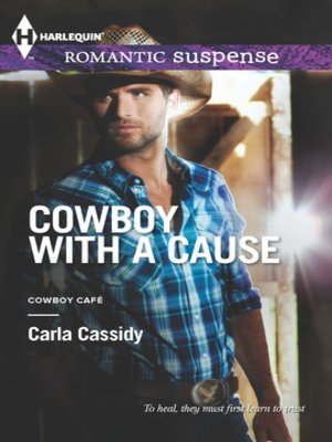 cover image of Cowboy with a Cause