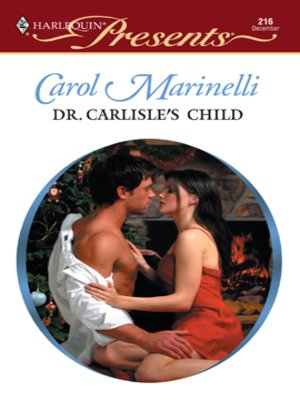 cover image of Dr. Carlisle's Child