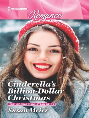 cover image of Cinderella's Billion-Dollar Christmas