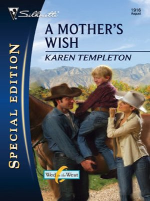 cover image of A Mother's Wish