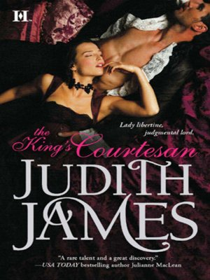 cover image of The King's Courtesan