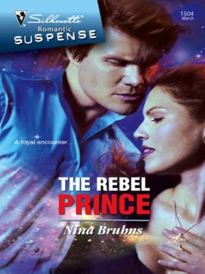 cover image of The Rebel Prince