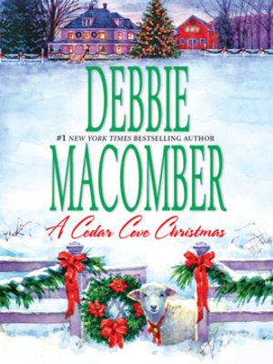 cover image of A Cedar Cove Christmas