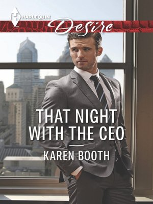 cover image of That Night with the CEO