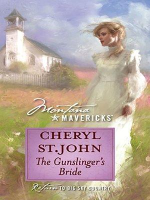 cover image of The Gunslinger's Bride