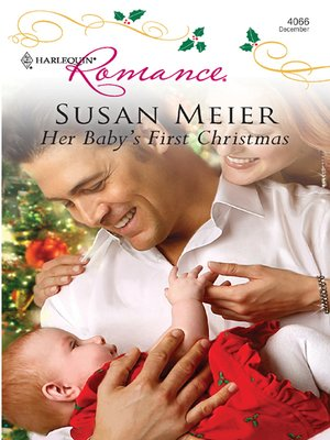 cover image of Her Baby's First Christmas