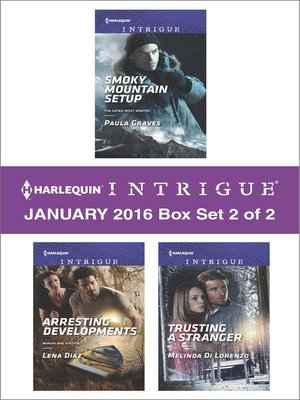 cover image of Harlequin Intrigue January 2016, Box Set 2 of 2