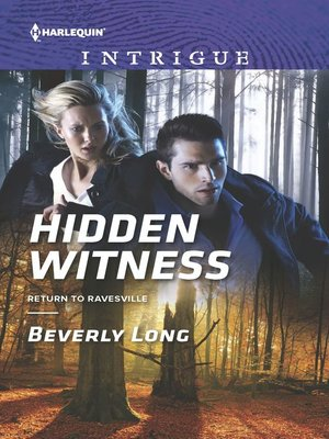 cover image of Hidden Witness
