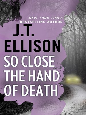 cover image of So Close the Hand of Death