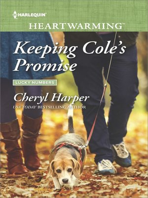 cover image of Keeping Cole's Promise--A Clean Romance