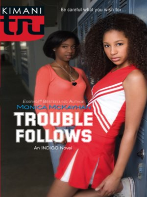 cover image of Trouble Follows