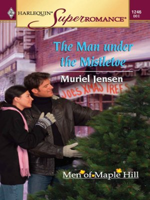 cover image of The Man under the Mistletoe