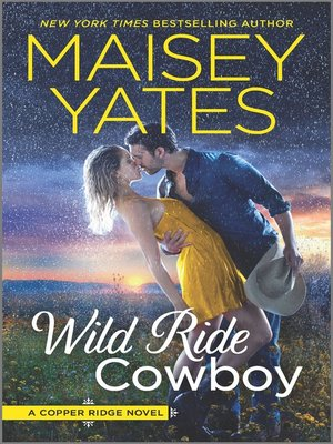 cover image of Wild Ride Cowboy