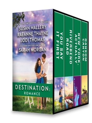 cover image of Destination--Romance: A Collection of Cozy Reads