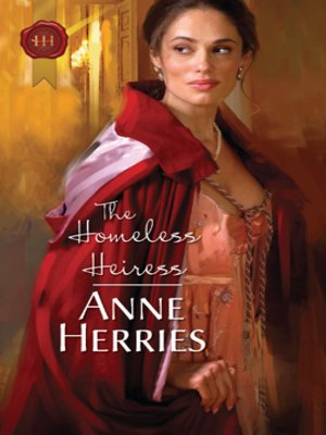 cover image of The Homeless Heiress