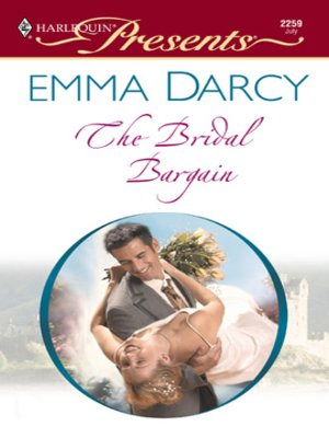 cover image of The Bridal Bargain
