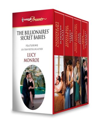 cover image of Harlequin Presents the Billionaires Secret Babies