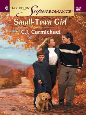 cover image of Small-Town Girl