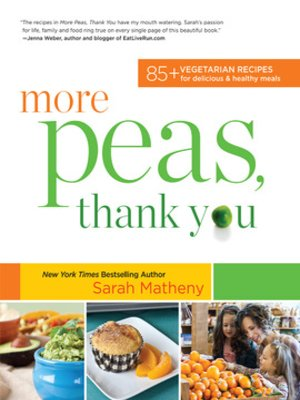 cover image of More Peas, Thank You