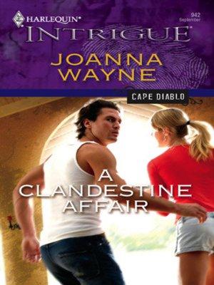 cover image of A Clandestine Affair