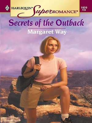 cover image of Secrets of the Outback