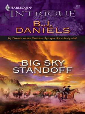 cover image of Big Sky Standoff