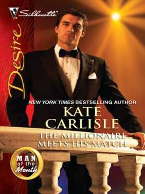 cover image of The Millionaire Meets His Match