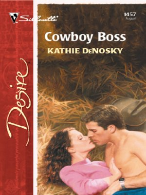 cover image of Cowboy Boss