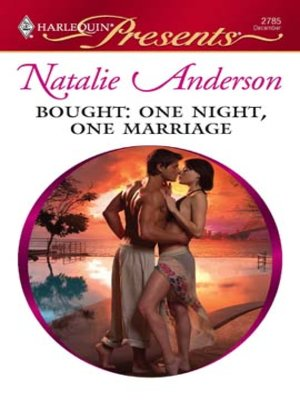 cover image of Bought: One Night, One Marriage