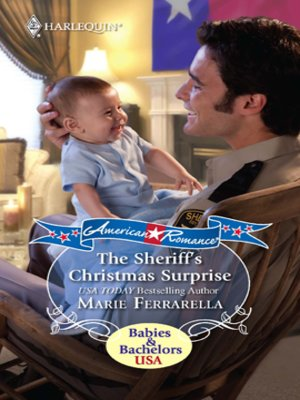 cover image of Sheriff's Christmas Surprise