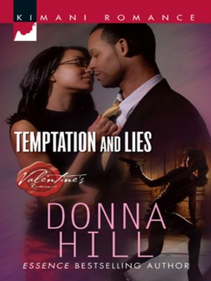 cover image of Temptation and Lies