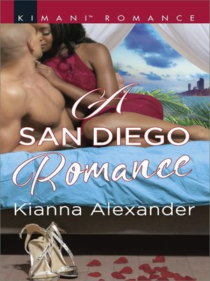 cover image of A San Diego Romance