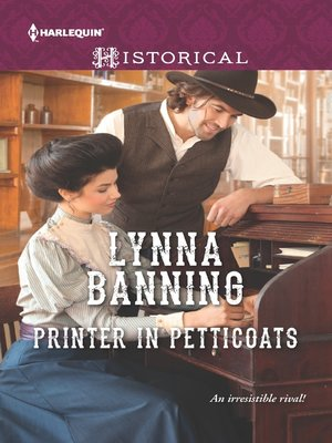 cover image of Printer in Petticoats