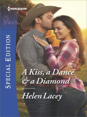 cover image of A Kiss, a Dance & a Diamond